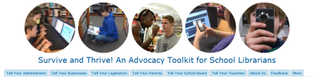 CASL Survive and Thrive Advocacy Website